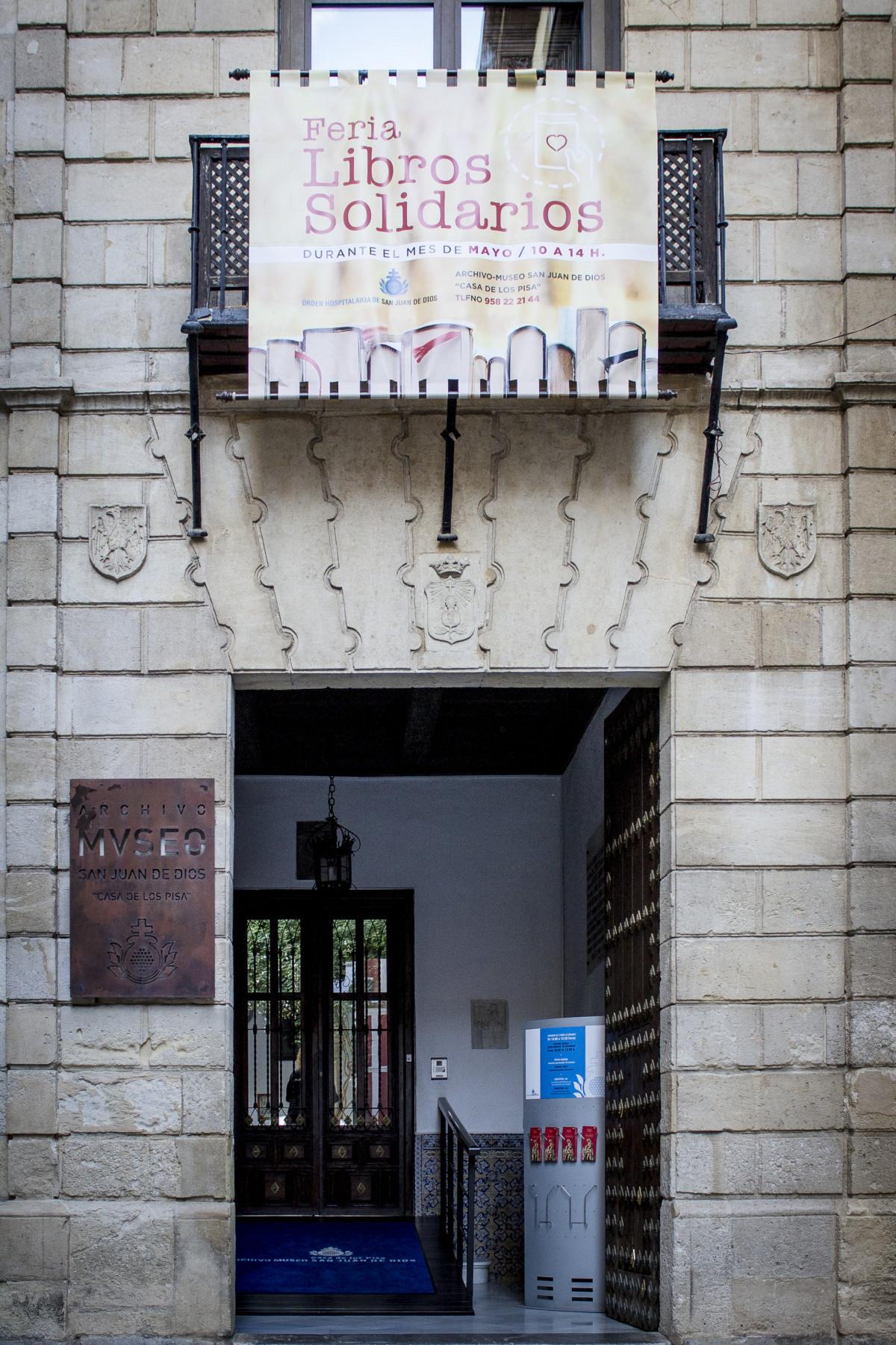 Casa de los Pisa_Museo San Juan de Dios