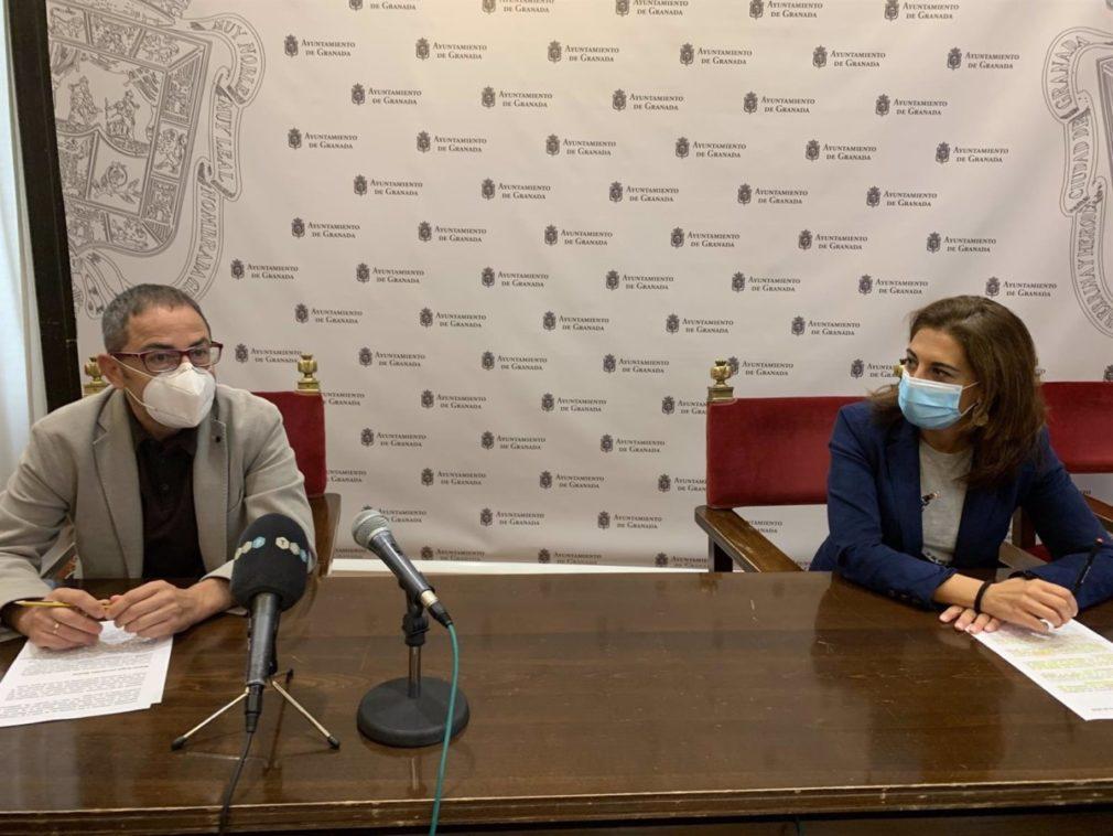 """Granada.- El PSOE advierte de """"parálisis"""" en el Ayuntamiento con """"falta de iniciativas"""" en el Pleno de este viernes"""