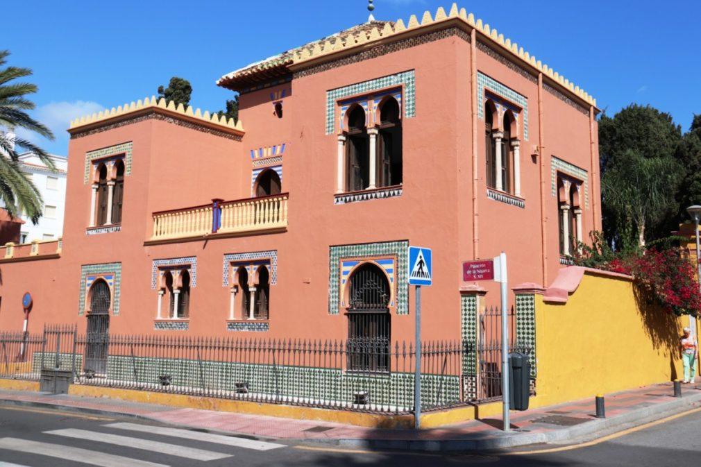 PALACETE LA NAJARRA OFICINA TURISMO ALMUÑECAR 19