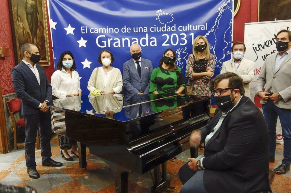 Granada2031.- Juventudes Musicales inaugura la temporada con un concierto en el patio del Ayuntamiento