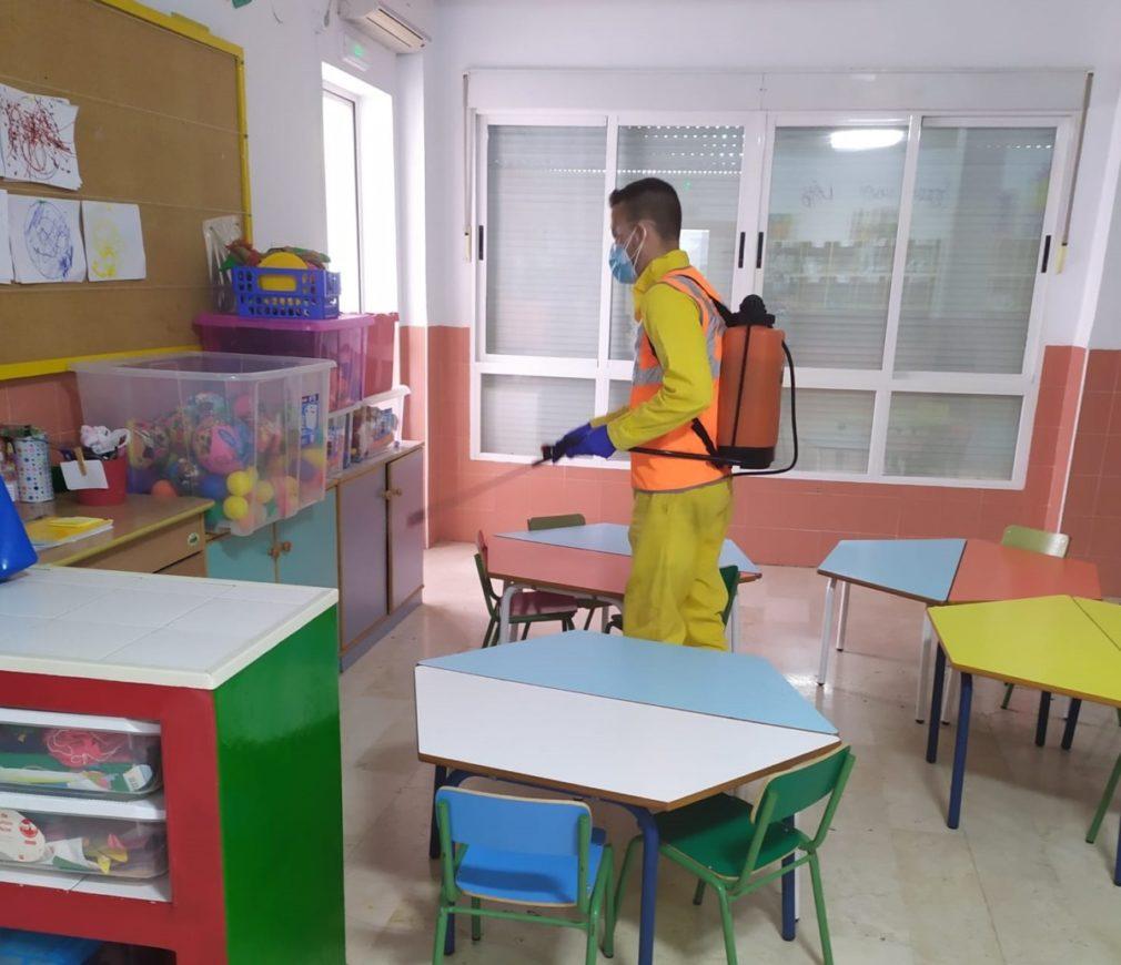 colegio-clase-aula-coronavirus-guardería