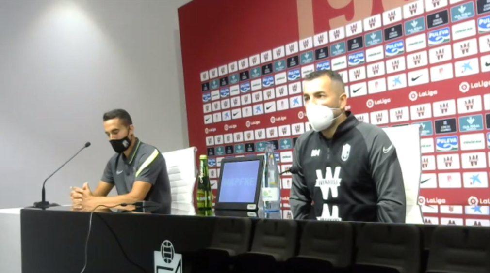 Diego Martínez y Ángel Montoro