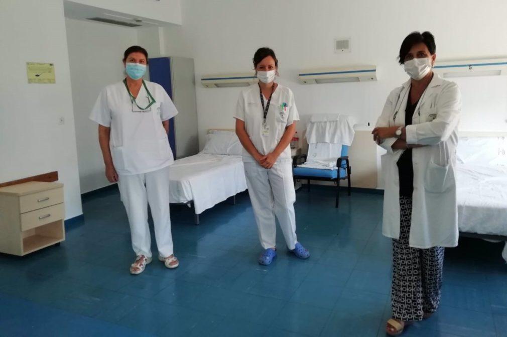 Granada.- Coronavirus.- El hotel de madres lactantes del Virgen de las Nieves adapta sus protocolos, ocupado al 100%