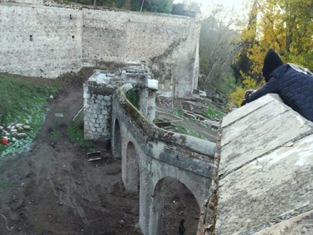 """Granada.- Piden a la Unesco que abra expediente a las obras del Paseo de Romayla por ser """"un parque de hormigón"""""""