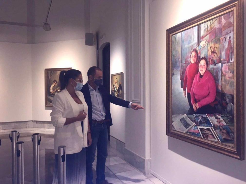 Granada2031.- Reabre el centro cultural Gran Capitán con la primera gran retrospectiva de Miguel Lozano