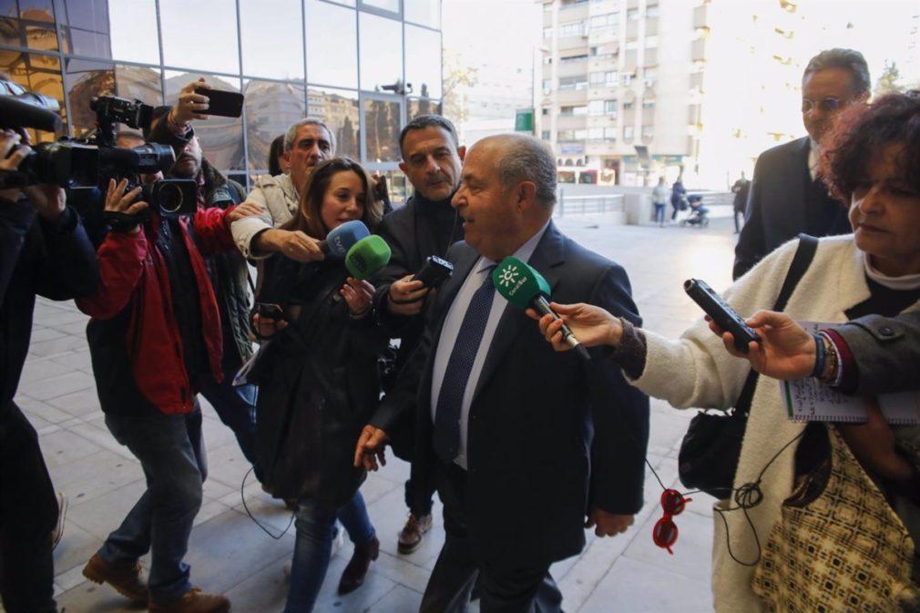 Granada.- Tribunales.- La Audiencia rechaza la apertura de juicio oral por la pieza 'Registrador' del caso Nazarí