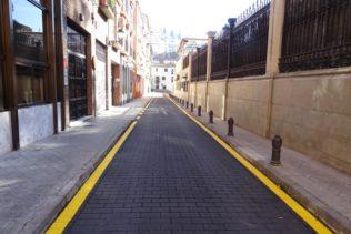 asfaltado pavimento tradicional Asociación Oppidum Eléberis
