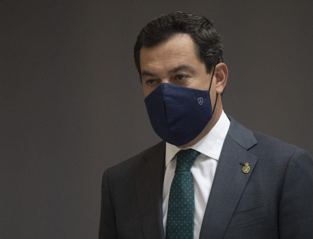 El presidente de la Junta de Andalucía, Juanma Moreno - María José López - Europa Press