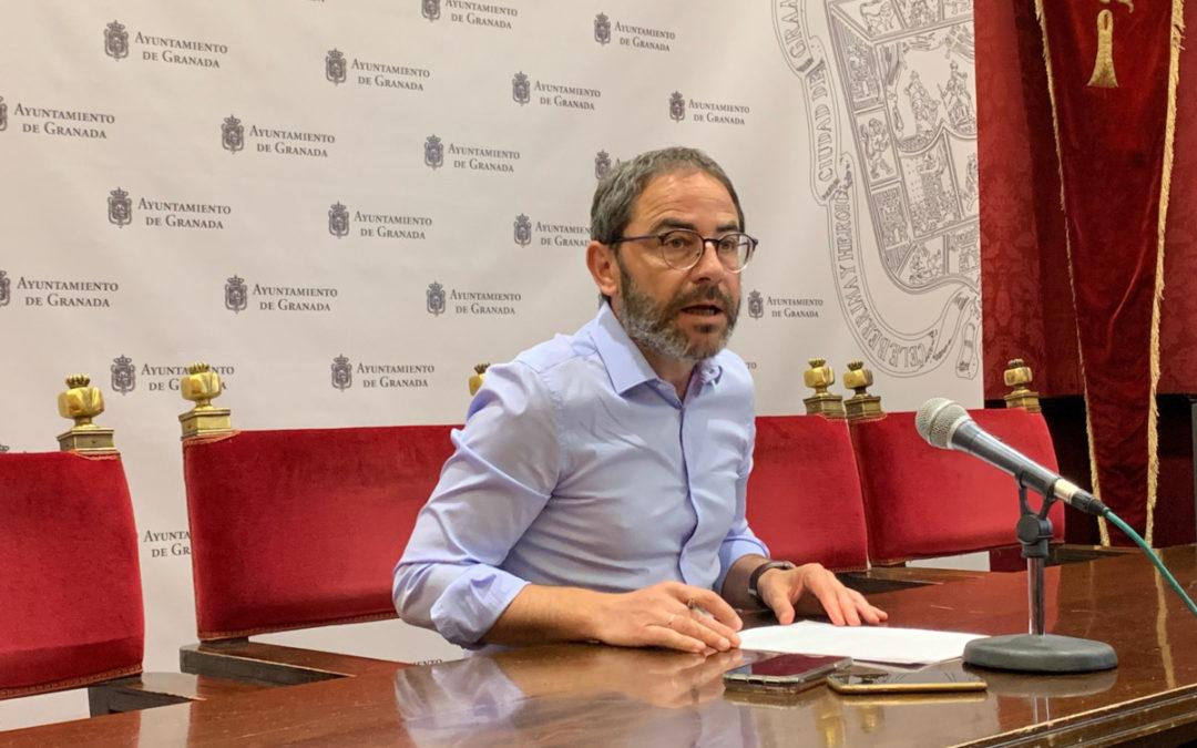 """El PSOE pide al Ayuntamiento """"que se ponga al corriente"""" de los recibos comunitarios de Santa Adela"""