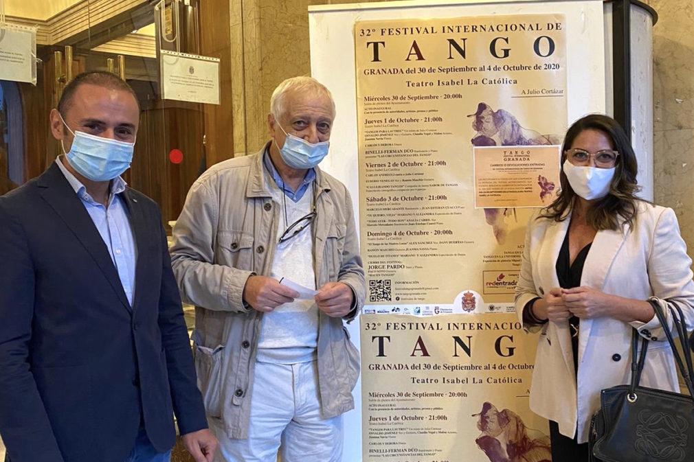 FESTIVAL TANGO 5 octubre 2020