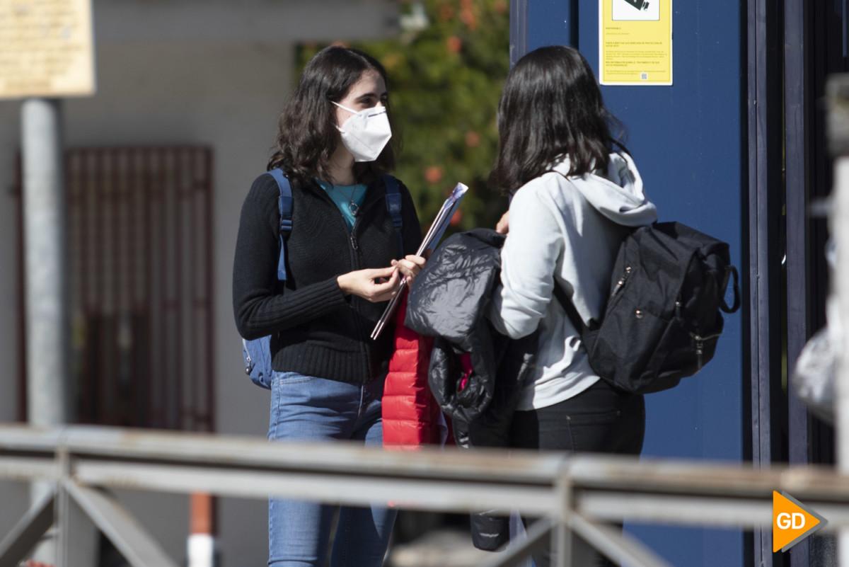Estudiantes en Granada