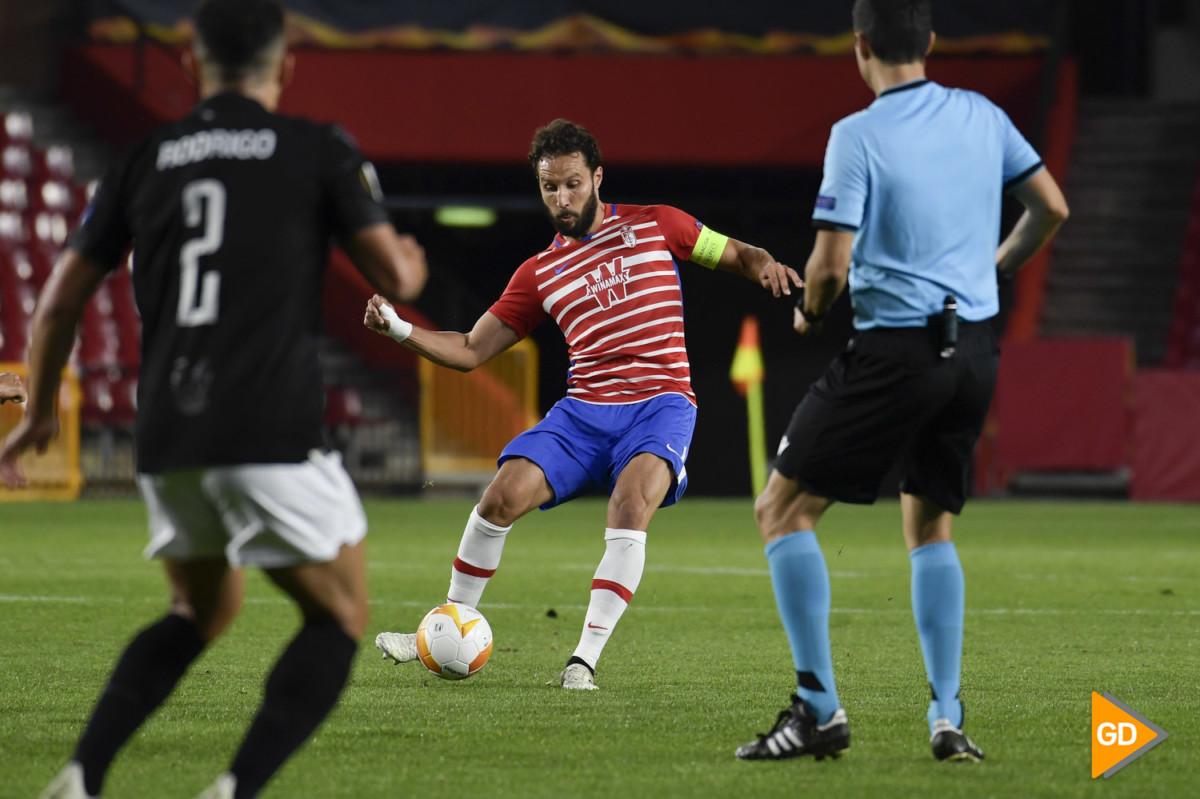 Granada CF - PAOK de Salonica