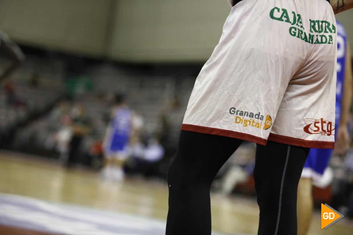 Partido entre el Coviran Fundacion CB Granada y el CB Melilla
