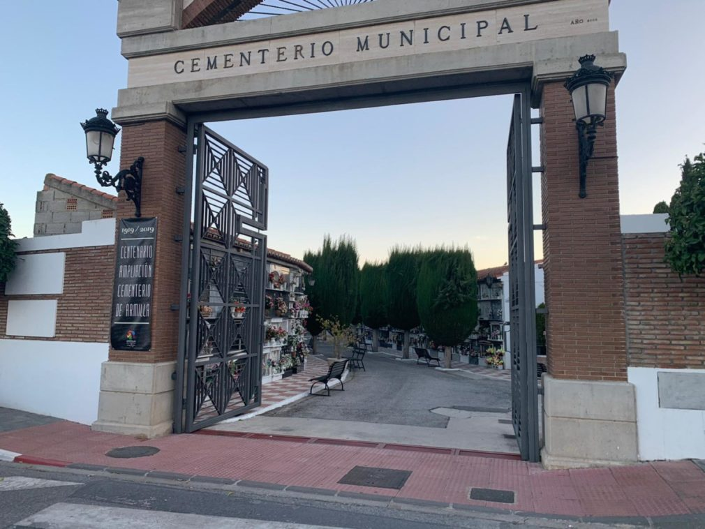 cementerio Armilla