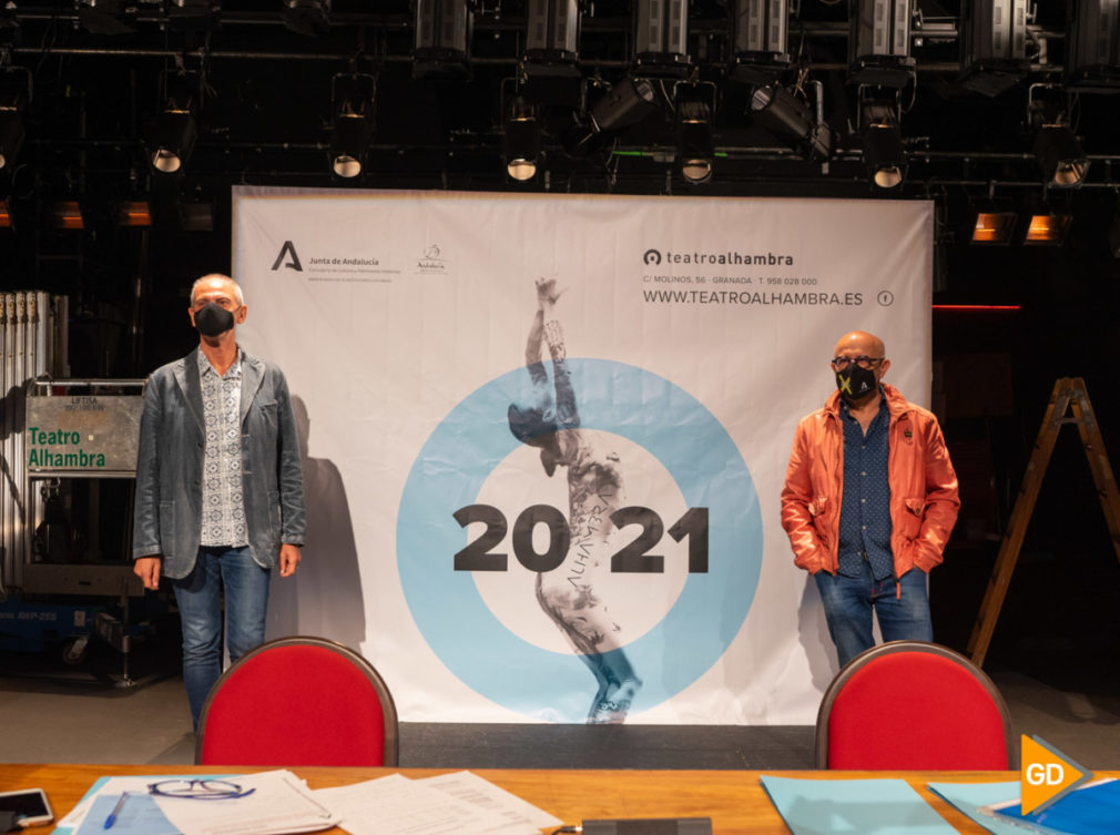 Presentación nueva temporada teatro Alhambra - Juan Ramón Leiva Lema-2