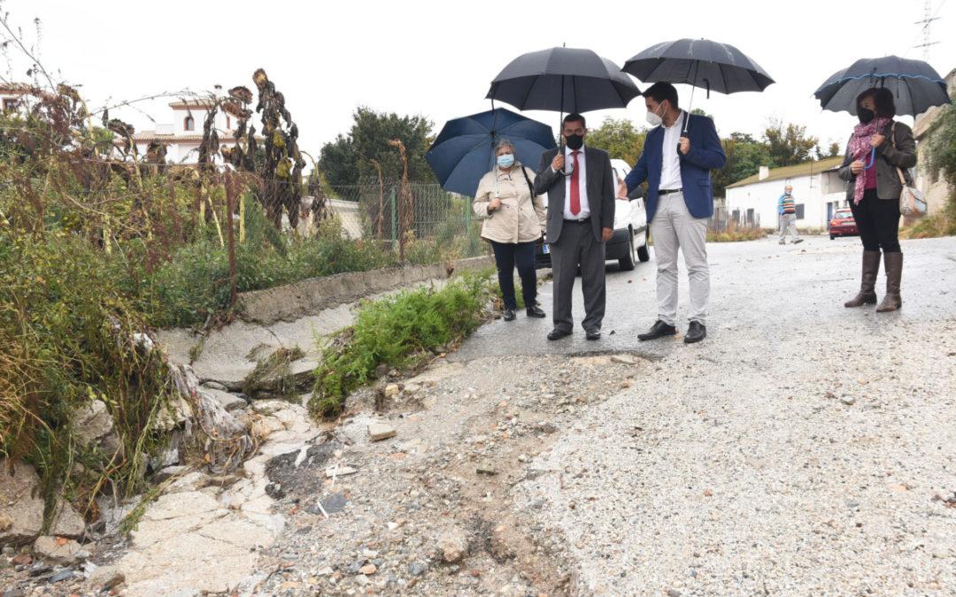 La Diputación impulsa proyectos de desarrollo para Nigüelas y Dúrcal