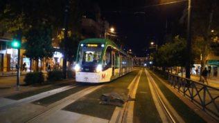metro Granada incidencia