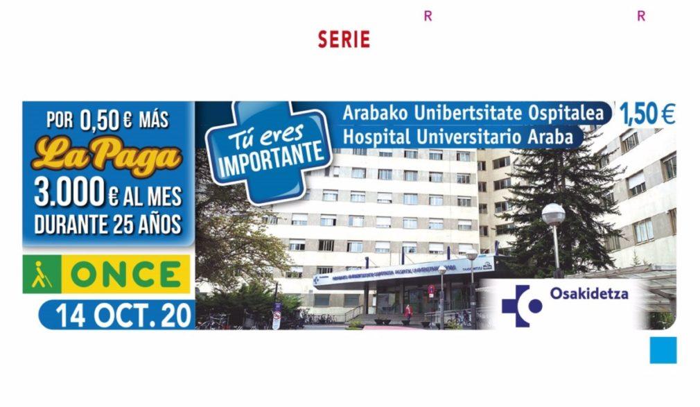 Granada.- El premio La Paga de la ONCE deja 3.000 euros al mes durante 25 años en Otura