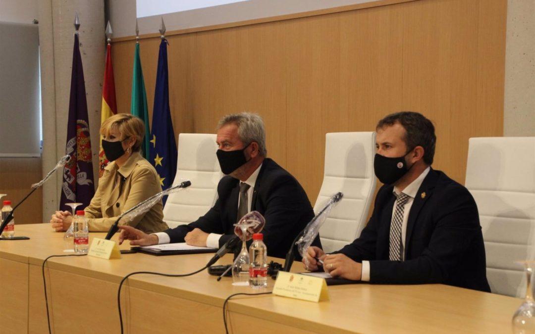 El Puerto de Motril y Jaén fomentarán sus relaciones logísticas y económicas