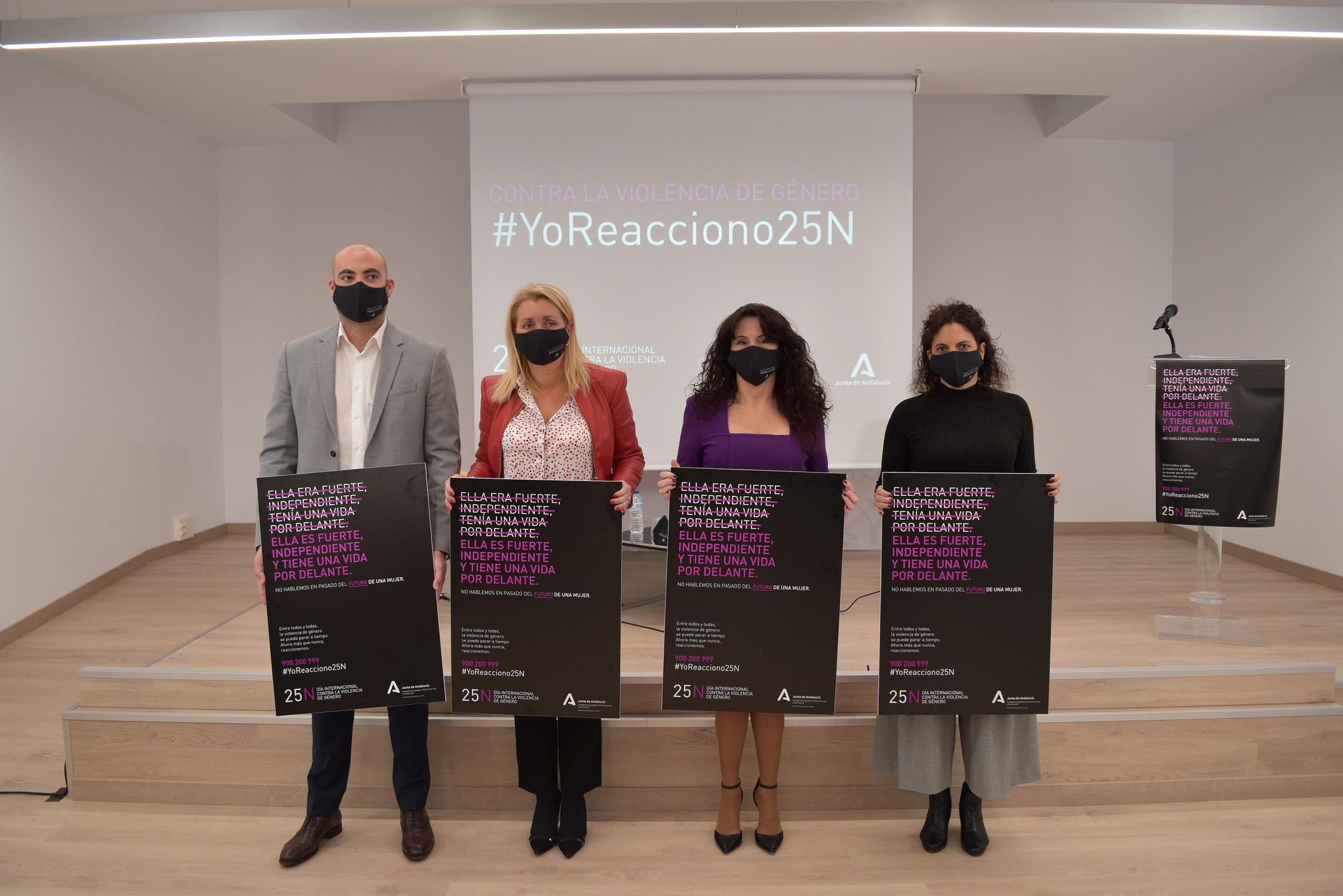 Campaña 25N Andalucía