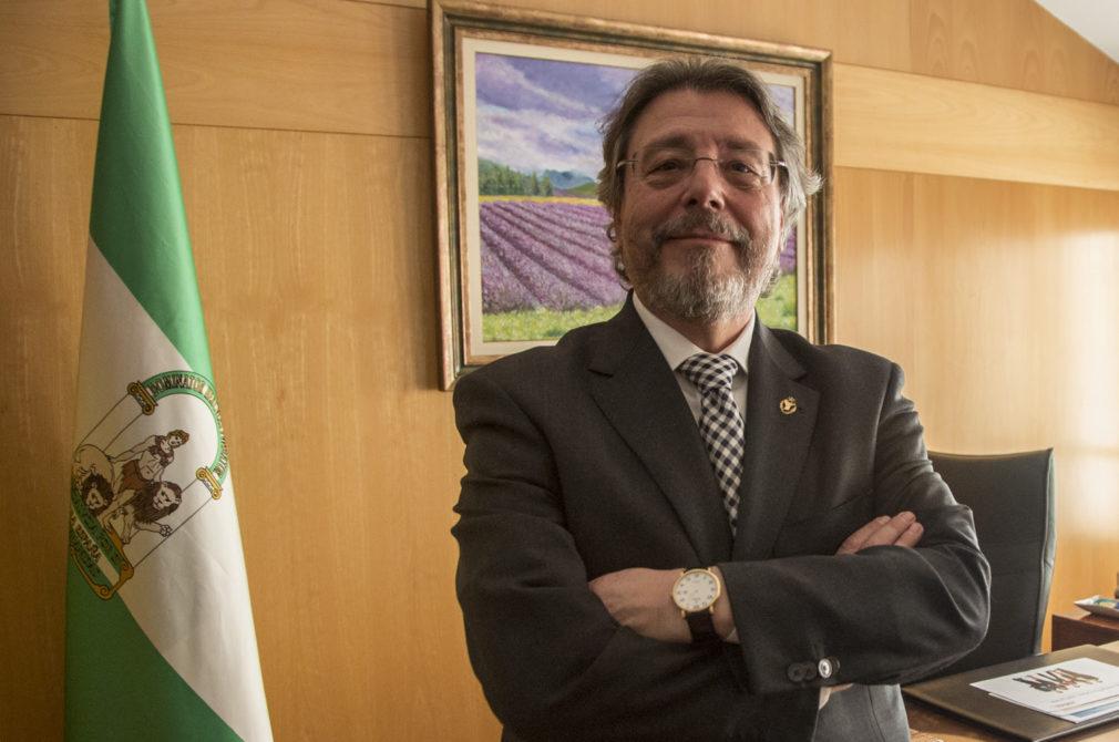 Manuel Mariano Vera, decano del Colegio Oficial de Psicología de Andalucía Oriental Copao