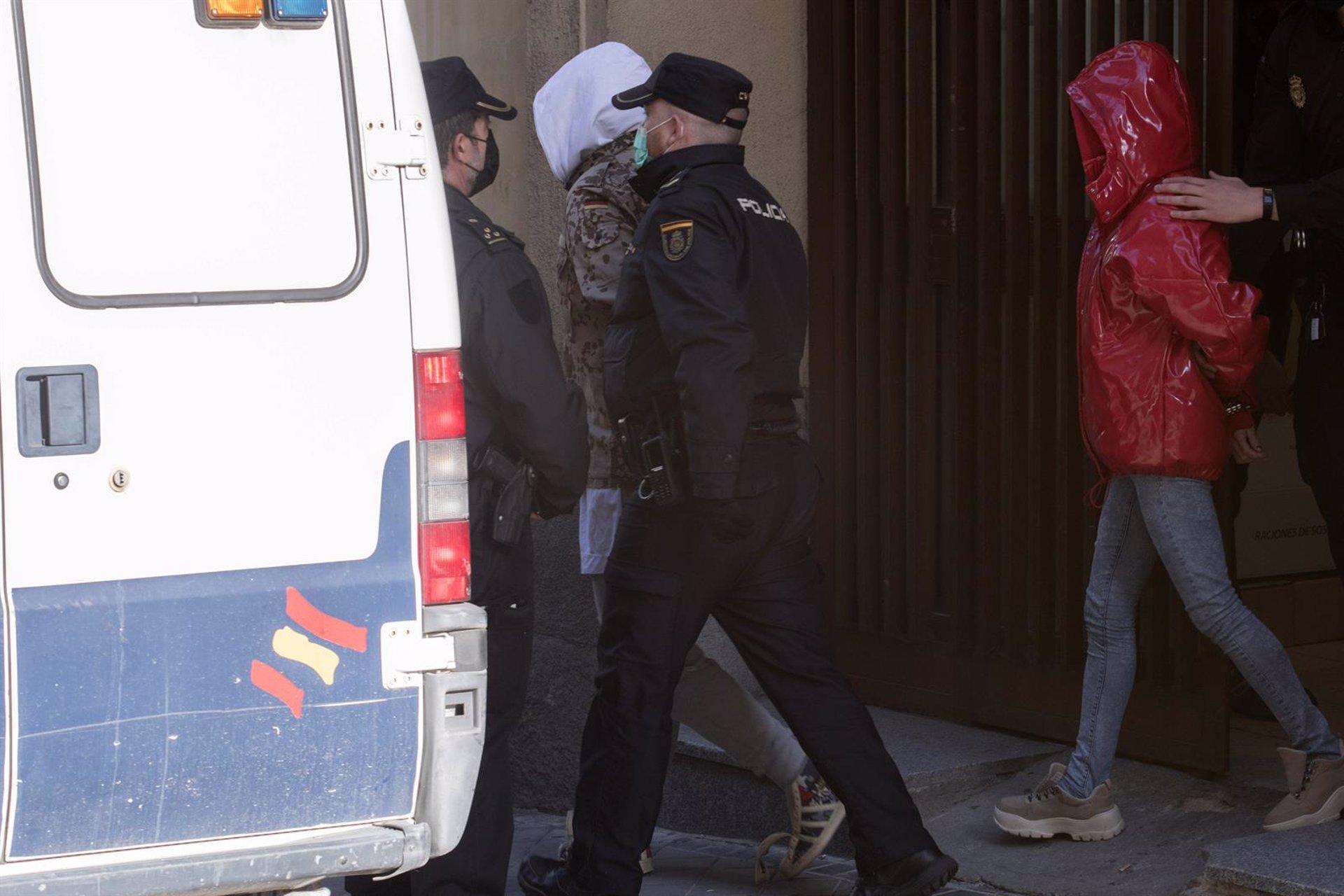 El fiscal pide prisión para Rafael Amargo y su mujer por tráfico de drogas y pertenencia a grupo criminal