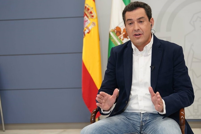 """Cvirus.- Moreno pide prudencia ante la Navidad: """"Cuidemos de la salud de los nuestros, es el regalo más importante"""""""