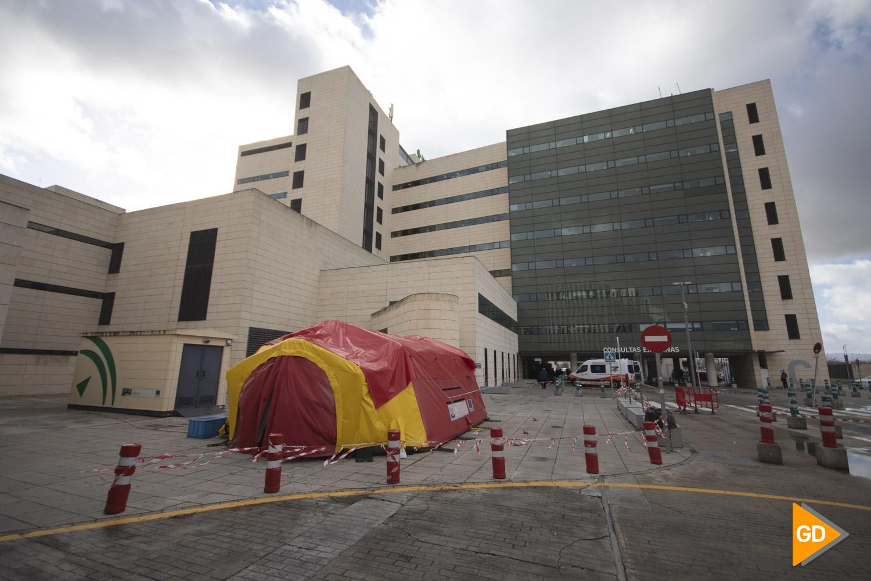 Hospital universitario Clinico de Granada