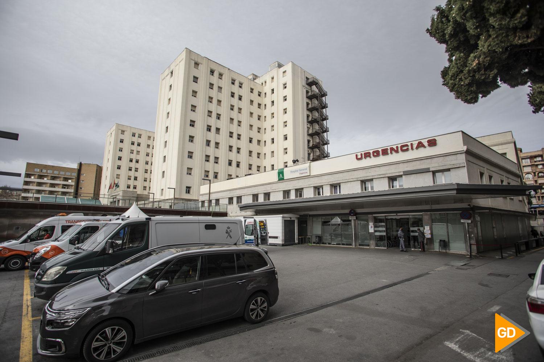Hospital Virgen de las Nieves en Granada