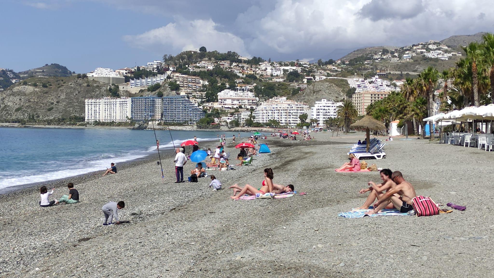 Playa de Almuñécar (3)