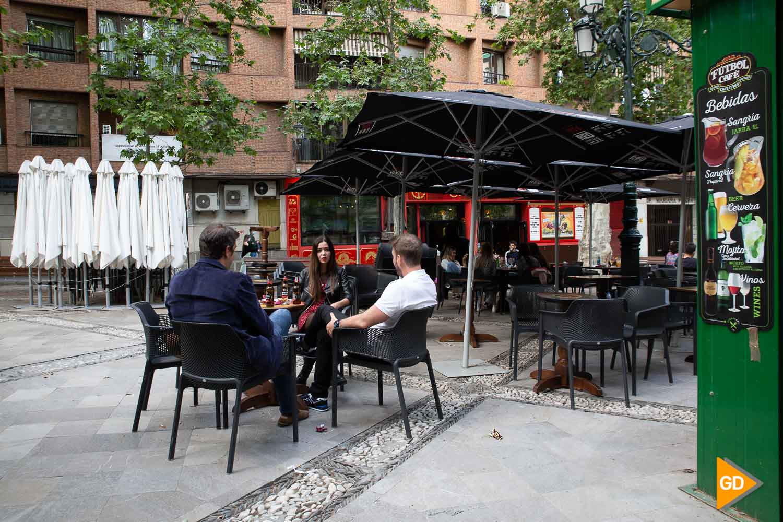 Reportaje Cierre de hosteleria y comercio 8 de la tarde Carlos Gijon_-2