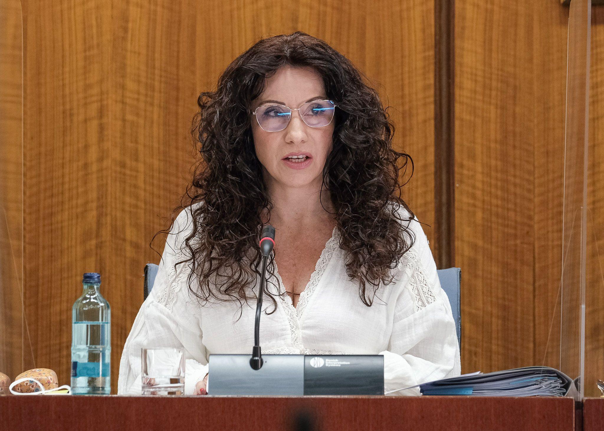 Consejera comisión Igualdad