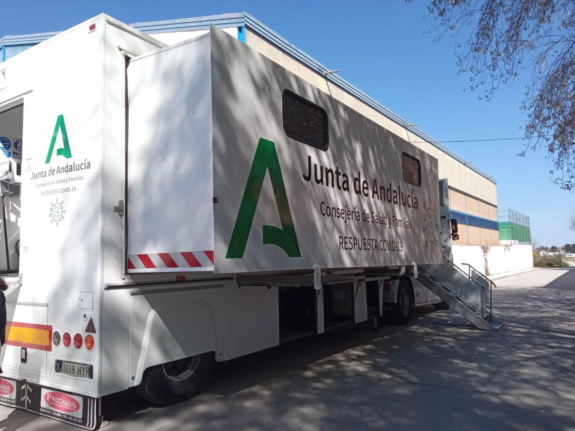 Coronavirus.- Salud realiza nuevos cribados poblacionales en 29 municipios andaluces de todas las provincias
