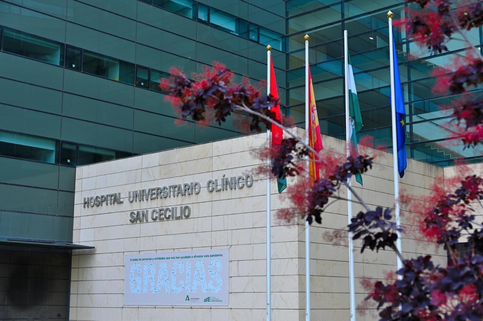 210628 Hospital Universitario Clínico San Cecilio