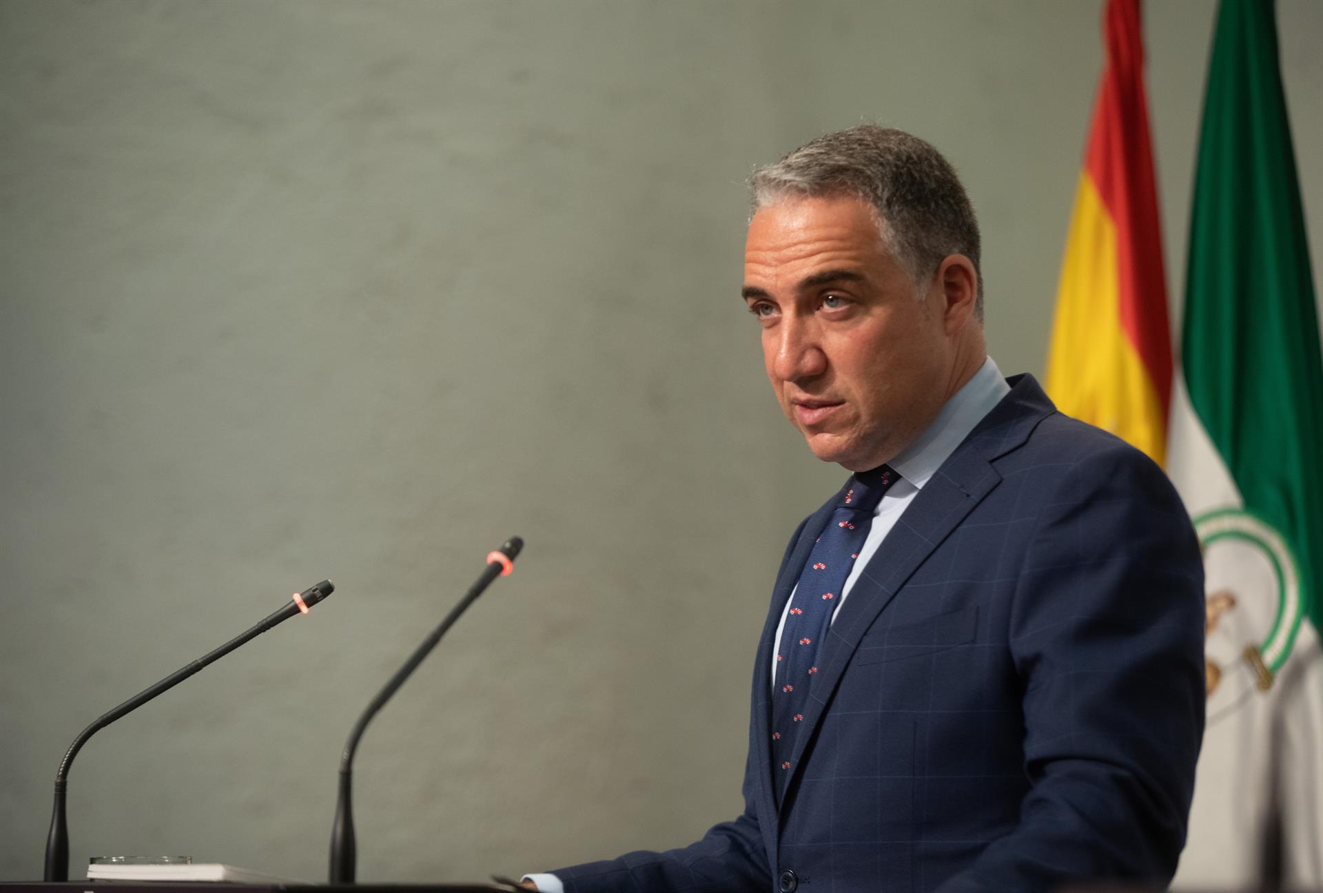 Elias Bendodo Foto María José López Europa Press