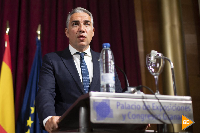 el consejero de la Presidencia participa en la inauguración de la jornada Andalucía por el futuro de Europa
