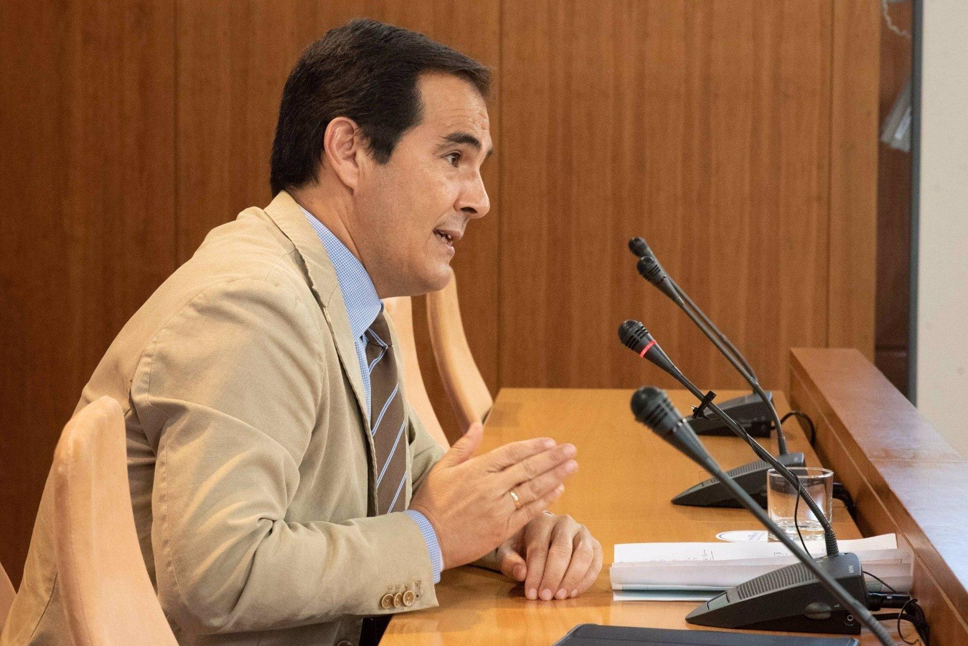 """Granada.-PP-A cree que Vox """"mata moscas a cañonazos"""" pidiendo disolver el Ayuntamiento: """"La solución es mucho más fácil"""""""