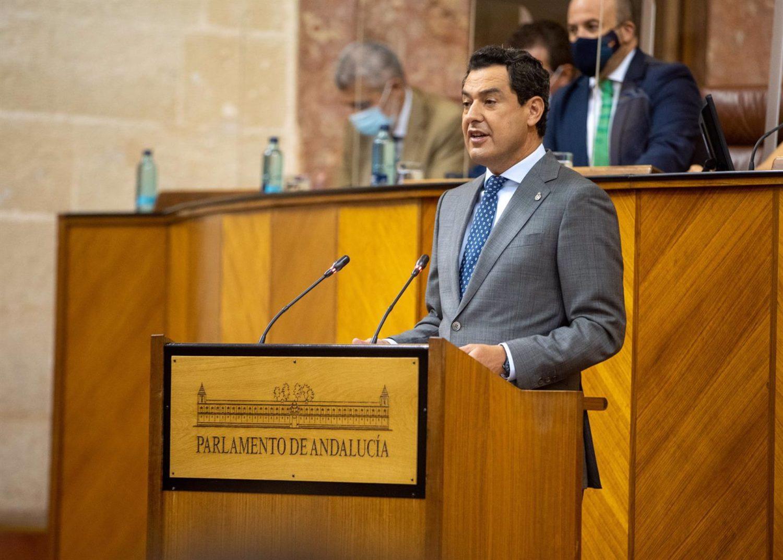 """Granada.- Moreno afirma que lo ocurrido en Granada no es un """"ejemplo nada edificante"""""""