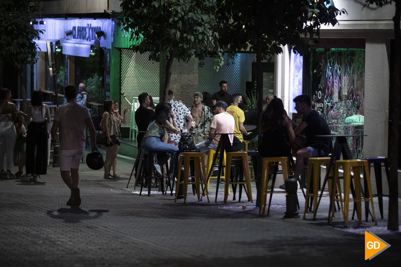 Zonas de ocio nocturno en Granada