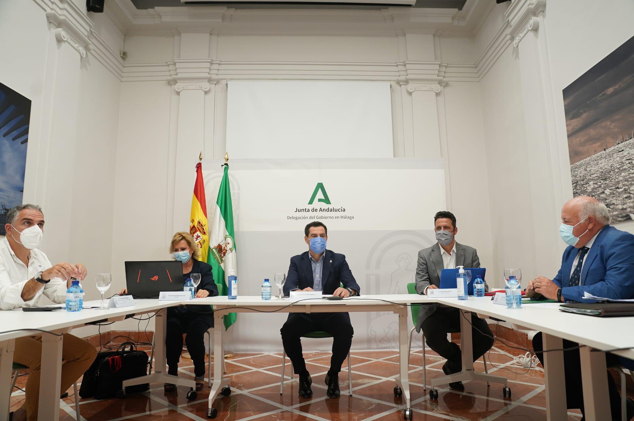 Reunión comité de expertos