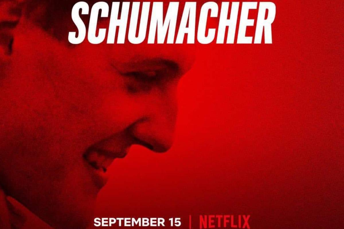 Schumacher cartel netflix