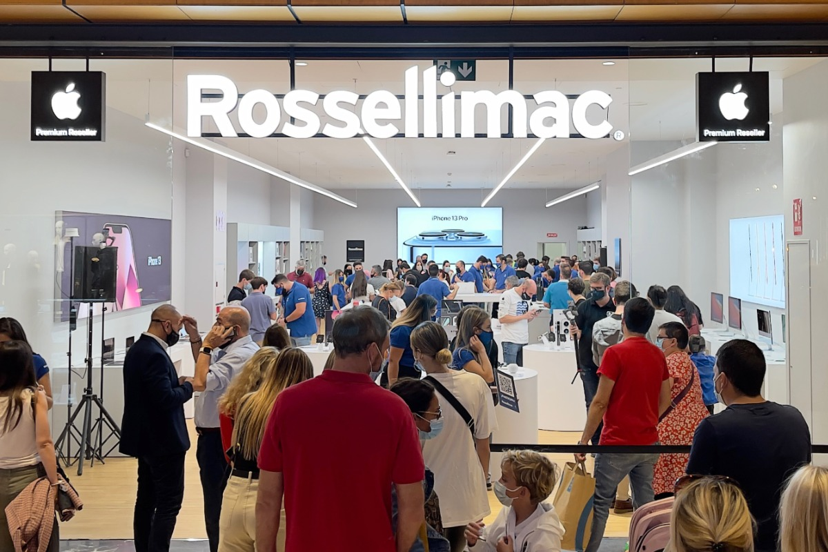 Tienda Rossellimac en Jerez de la Frontera